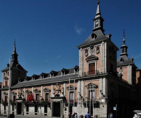 Madrid: Rathaus (2019)