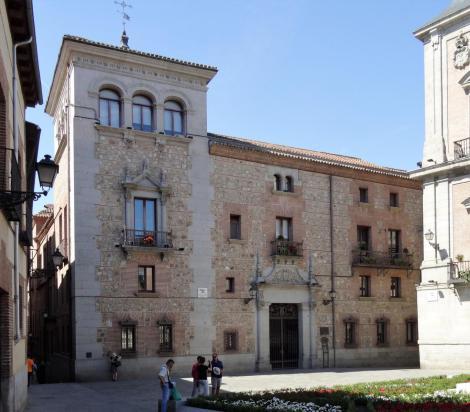 Madrid: Casa de Cisneros (2019)