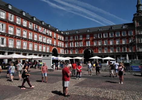 Madrid: Plaza Mayor (2019)