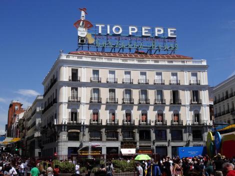 Madrid: Puerta del Sol (2019)