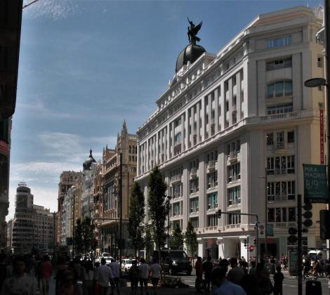 Madrid: Gran Via (2019)