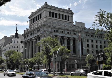 Madrid: Haus der Karyatiden (2019)