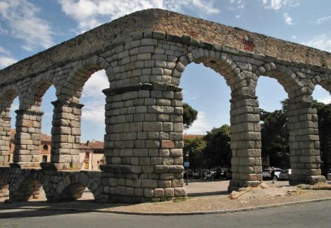 Segovia: Aquädukt (2019)