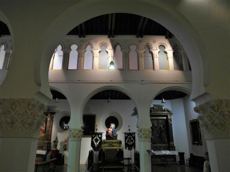 Segovia: Corpus Christi-Kirche [ursprünglich Synagoge] (2019)