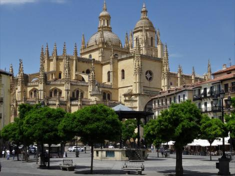 Segovia: Kathedrale (2019)
