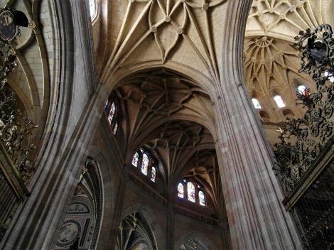 Segovia: Kathedrale - Chorumgang (2019)