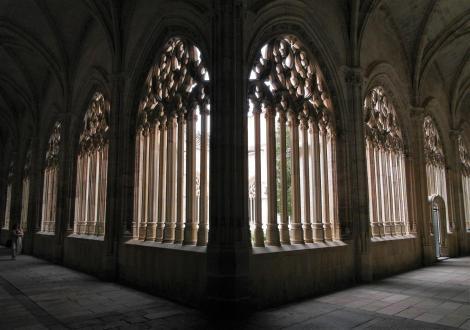 Segovia: Kathedrale - Kreuzgang (2019)