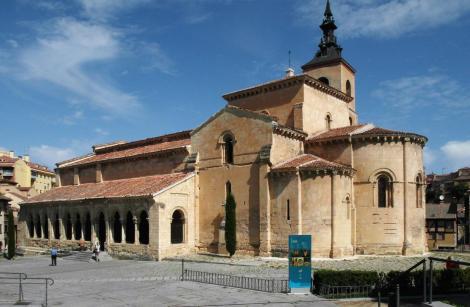 Segovia: Kirche San Millan (2019)
