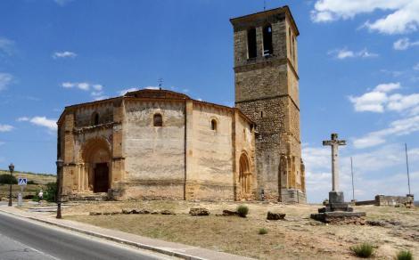 Segovia: Templerkirche Vera Cruz (2019)