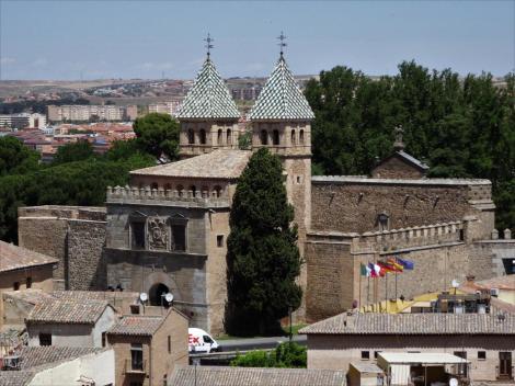 Toledo: Neues Bisagra-Tor (2019)
