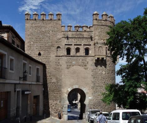 Toledo: Sonnentor [Puerta del Sol] (2019)