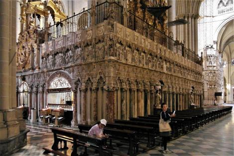 Toledo: Kathedrale - Coro (2019)