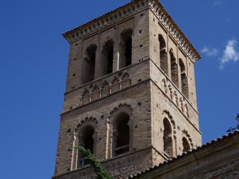 Toledo: Kirche San Roman - Turm (2019)