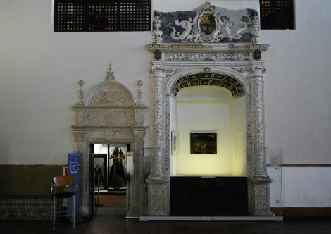 Toledo: Synagoge El Transito (2019)