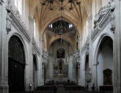 Toledo: Kirche San Juan de los Reyes (2019)