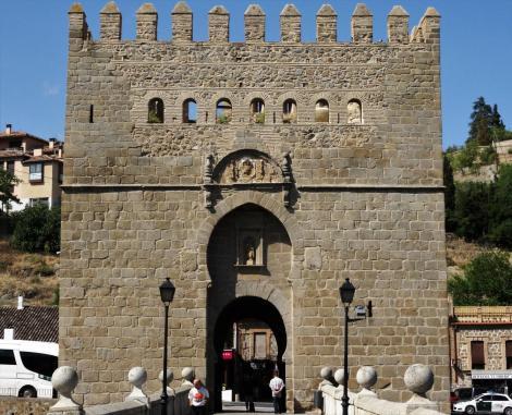 Toledo: San Martin-Brücke (2019)