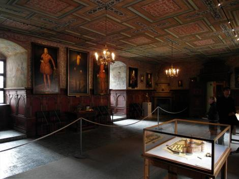 Schloss Gripsholm: Astraksaal (2019)