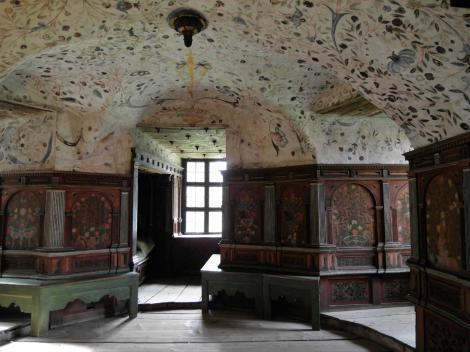 Schloss Gripsholm: Herzog Karls Gemach [Gefängnisturm] (2019)