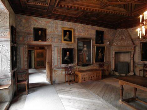 Schloss Gripsholm: Fürstin Marias Schlafgemach (2019)