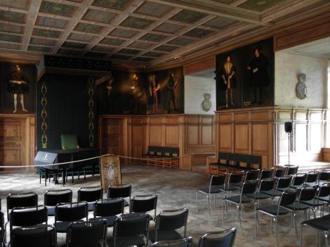 Schloss Gripsholm: Reichssaal (2019)