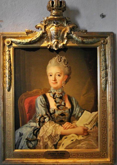 Schloss Gripsholm: Portrait Louise Ulrike (2019)