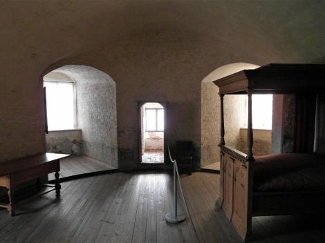 Schloss Gripsholm: Turmzimmer [Wasaturm] (2019)