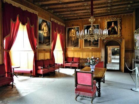 Schloss Gripsholm: Audienzsaal (2019)