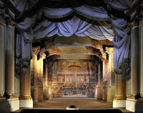 Schloss Gripsholm: Theater Gustavs III. (2019)