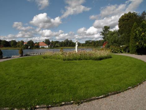 Schloss Gripsholm: Schlosspark (2019)