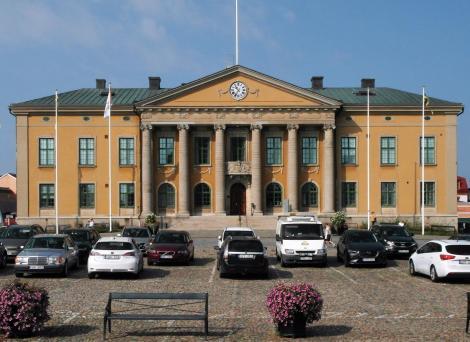 Karlskrona: Rathaus (2019)
