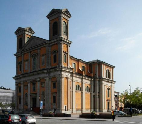 Karlskrona: Friedrichskirche (2019)