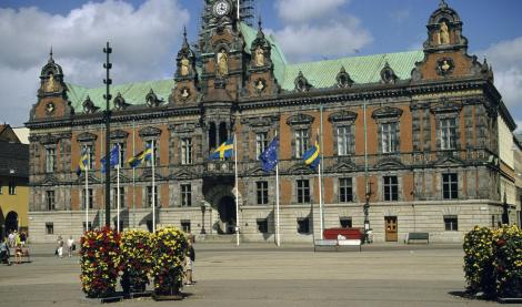 Malmö: Rathaus (2001)