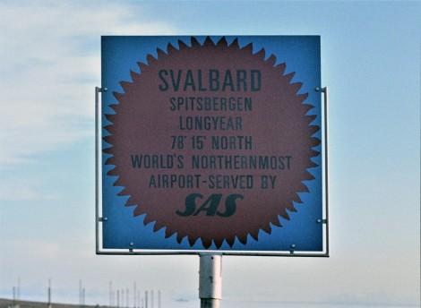 Spitzbergen: Longyearbyen - Flughafen (1978)