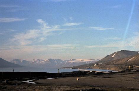 Spitzbergen: Longyearbyen (1978)