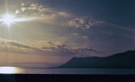 Spitzbergen: Longyearbyen - Mitternachtssonne (30. Juni - 1. Juli 1978)