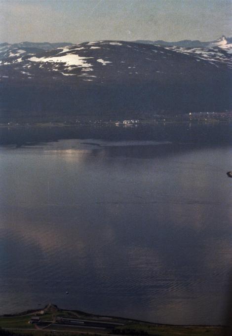 Spitzbergen: Longyearbyen und Isfjord (1978)