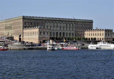 Stockholm: Schloss (2019)