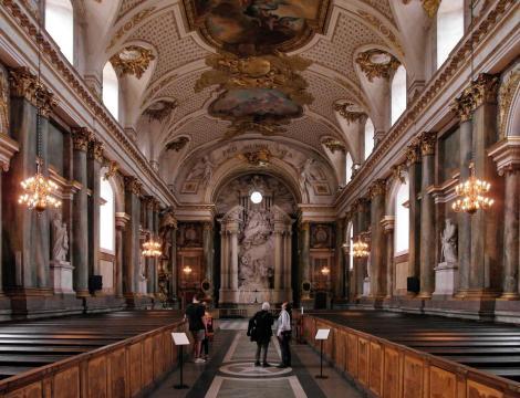 Stockholm: Schlosskirche (2019)