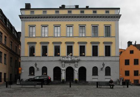 Stockholm: Tessinsches Palais (2019)