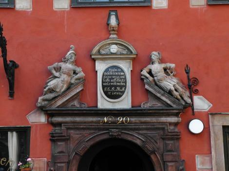 Stockholm: Schantzhaus am Großen Markt [Stortorget] (2019)