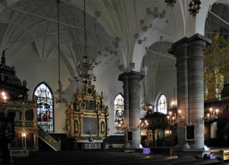 Stockholm: Deutsche Kirche (2019)