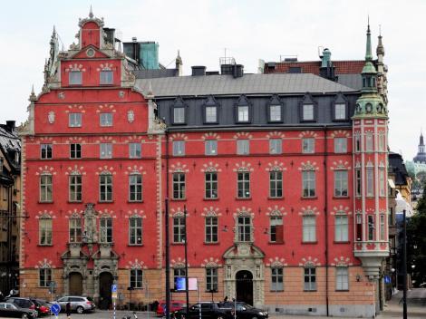 Stockholm: Petersenhaus (2019)
