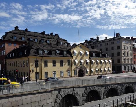 Stockholm: Munkbron 1 (2019)