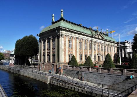 Stockholm: Ritterhaus (2019)