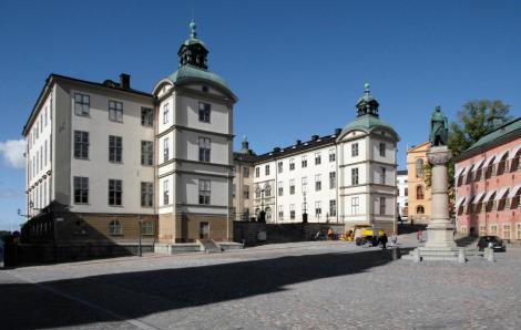 Stockholm: Palais Wrangel (2019)