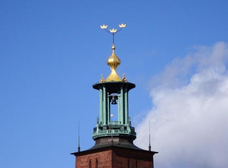 Stockholm: Stadthaus - Turm (2019)
