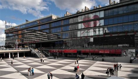 Stockholm: Kulturhaus am Sergel-Platz (2019)