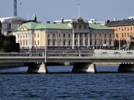 Stockholm: Erbfürstenpalais [Sophia Albertina] (2019)