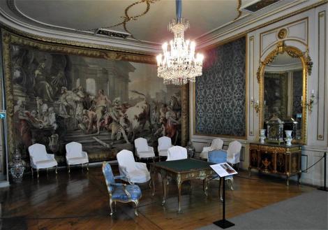 Schloss Drottningholm: Chinesischer Salon (2019)