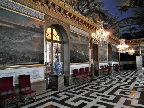 Schloss Drottningholm: Galerie Karls XI. (2019)
